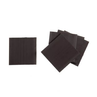 CB064 Magnet: Self-Adhesive: Square: 25 x 25mm: 5 Pieces